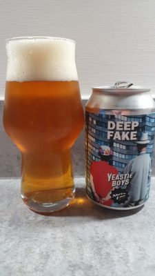 Deep Fake can and pour