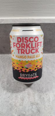 Disco Forklift Truck can