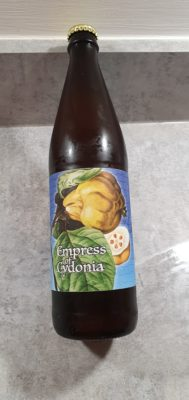 Empress of Cydonia bottle