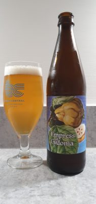 Empress of Cydonia bottle and pour