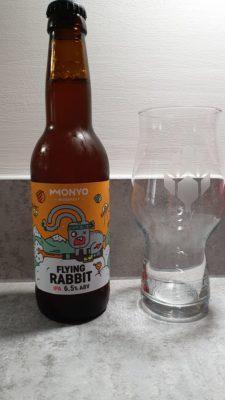 Flying Rabbit bottle