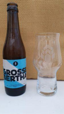 Grosse Bertha bottle