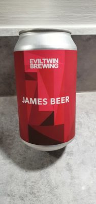 James Beer can