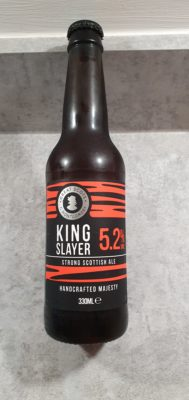 King Slayer bottle
