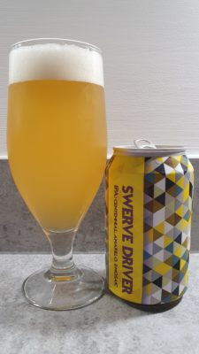 Swerve Driver can and pour