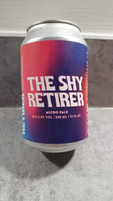 The Shy Retirer can