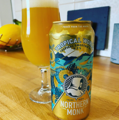 Tropical World IPA