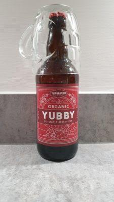 Yubby bottle