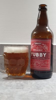 Yubby bottle and pour