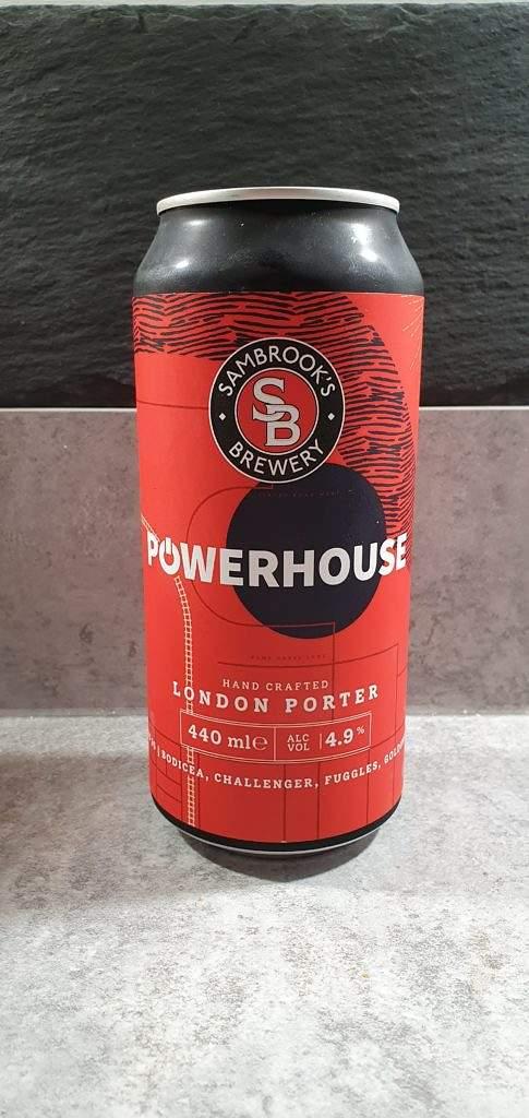 Powerhouse Porter can