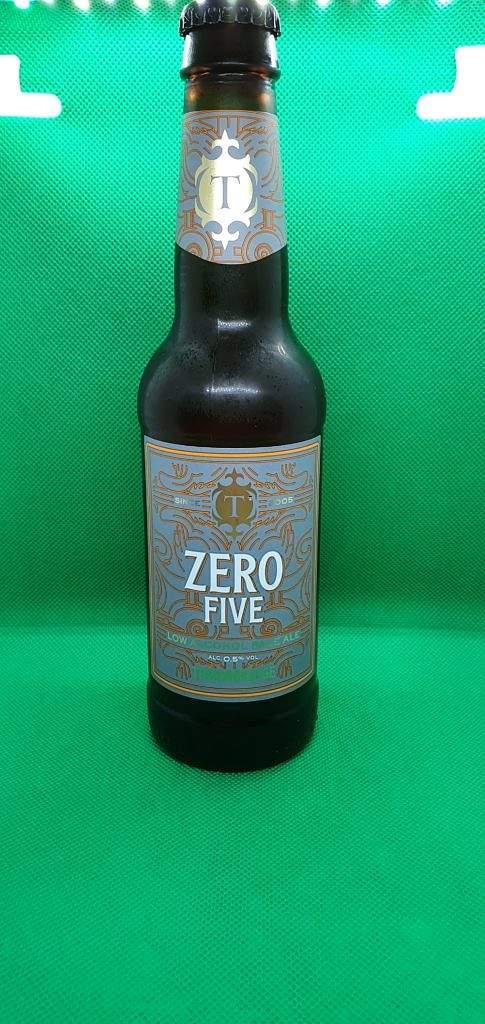 Zero Five bottle