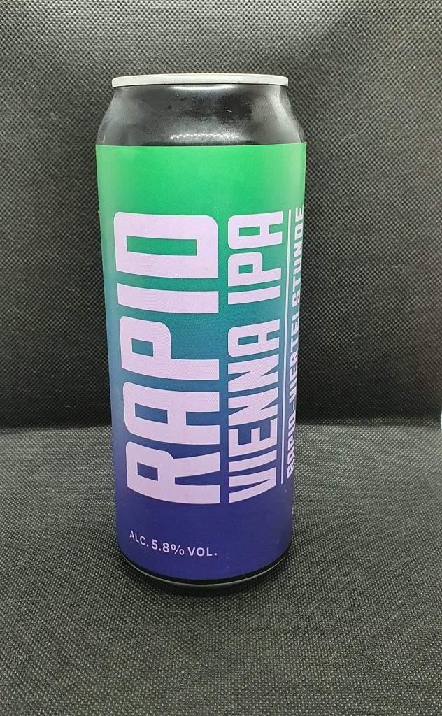 Rapid Vienna IPA - Can